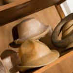 Formes à chapeaux en bois de tilleul